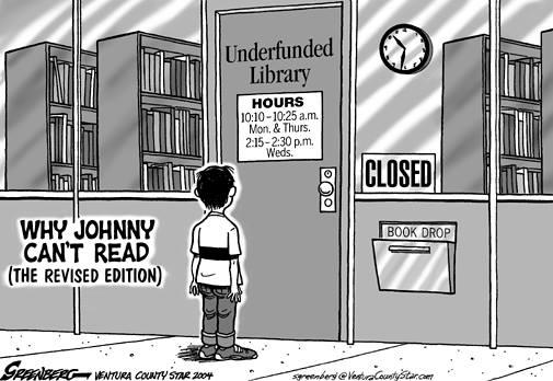 UnfundedLibrary