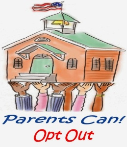 Parents Can! Opt out!